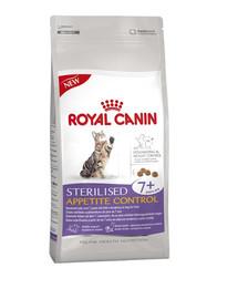 ROYAL CANIN Sterilised 7+ appetite control 3.5 kg