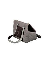 TRIXIE Přepravní taška s kapsou jayden 21 x 28 x 50 cm béžovo-hnědá
