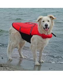 Trixie záchranná vesta m, 45-72cm/44cm do 30kg