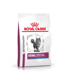 ROYAL CANIN Veterinary Diet Cat Renal Special 2 kg