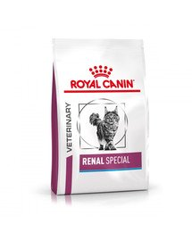 ROYAL CANIN Veterinary Diet Cat Renal Special 4 kg