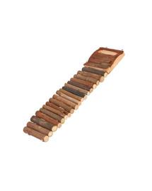 TRIXIE Dřevěný žebřík pro hlodavce  7 x 27 cm