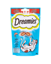 DREAMIES s lososem 60 g
