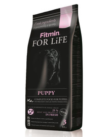 FITMIN Dog for life puppy - 3 kg
