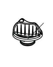 AQUAEL Tlaková kopule Fan-Mini/1 Plus