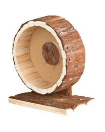 """TRIXIE Běhací kolečko """"Natural Living - dřevěné střední  20 cm"""
