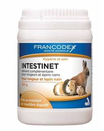 FRANCODEX Intestinet  pro čisté střeva hlodavců 150 g