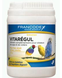 FRANCODEX Vitaregul na snadnější trávení ptáků 150 g