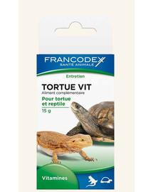 FRANCODEX Vitamíny pro želvy a plazy15 g
