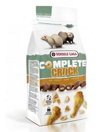 VERSELE-LAGA Crock Complete kuřecí 50 g - Pochoutka s kuřecím masem pro fretku