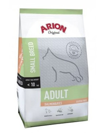 ARION Original Adult Small Salmon & Rice 7,5 kg