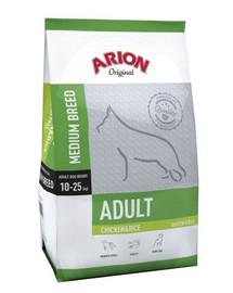 ARION Original Adult Medium Chicken & Rice 12 kg