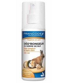 FRANCODEX Deodorant pro hlodavce 125 ml