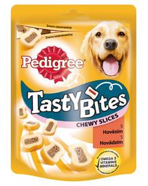 PEDIGREE Tasty Bites Chewy Slices 6x 155 G