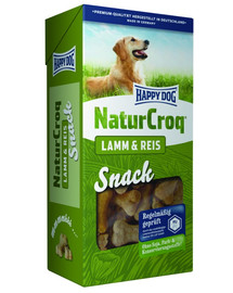 HAPPY DOG Natur Snack jehněčí + rýže 350 g