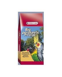VERSELE-LAGA Big Parakeets 20 kg - pokrm pro střední papoušky