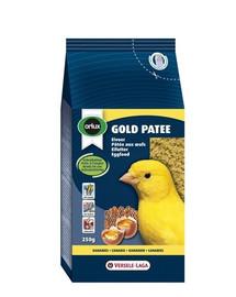 VERSELE-LAGA Gold Patee Canaries Yellow 250 g vaječný pokrm pro žluté  kanárky