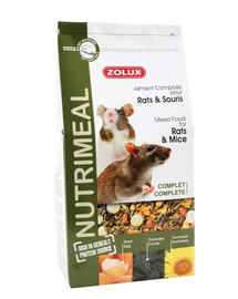 ZOLUX Směs Nutri'Meal Potkan/myš 800 g