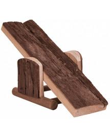 TRIXIE Houpačka pro hlodavce, dřevěná