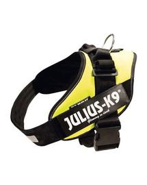 TRIXIE Postroj pro psy Julius-K9 Idc , 4/XL: 96–138 cm, Neonový žlutý
