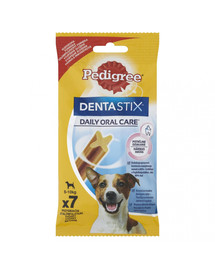 PEDIGREE DentaStix Mini 7 pack 110 g x 10