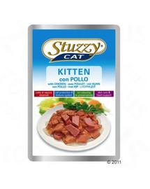 STUZZY Kitten - kuřecí maso pro koťata 100G