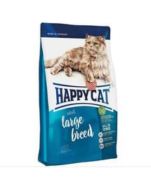 HAPPY CAT Fit & Well velké rasy 10 kg