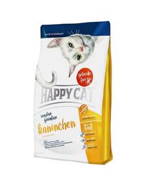 HAPPY CAT Sensitive Grainfree králík 4 kg