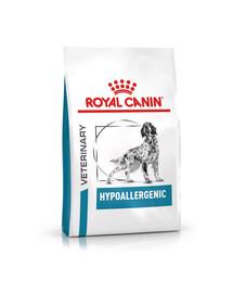 ROYAL CANIN Veterinary Health Nutrition Dog Hypoallergenic 14 kg