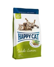 HAPPY CAT Fit & Well Adult Jehněčí 300 g