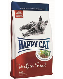 HAPPY CAT Fit & Well Adult Hovězí 1,4 kg