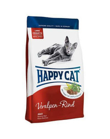 HAPPY CAT Fit & Well Adult Hovězí 4 kg