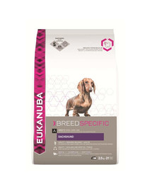 EUKANUBA Adult Breeds Specific Dachshund Chicken 7.5 kg