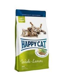 HAPPY CAT Fit & Well Adult Jehněčí 4 kg