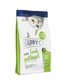 HAPPY CAT Sensitive Kuřecí 4 kg