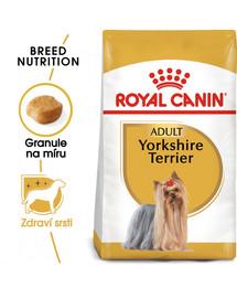 ROYAL CANIN Yorkshire Adult 7.5 kg granule pro dospělého jorkšíra