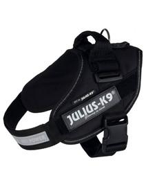 TRIXIE Postroj pro psy Julius-K9 IDC 2/L–XL: 71–96 cm/50 mm černý