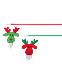 TRIXIE Sada Vánočních vábniček se sobem 43 cm