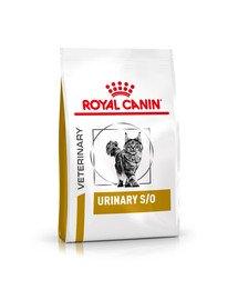 ROYAL CANIN Veterinary Health Nutrition Cat Urinary S/O 7 kg