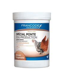 FRANCODEX Egg Production Preparat Wspomagający Kury Nioski 250g