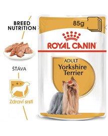 ROYAL CANIN Yorkshire Loaf 85g x12 kapsička s paštikou pro jorkšíra