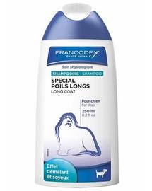 FRANCODEX Šampón na dlouhou srst 250 ml