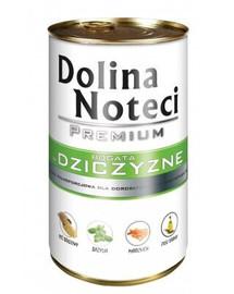 DOLINA NOTECI Premium Bohatá na zvěřinu 150g