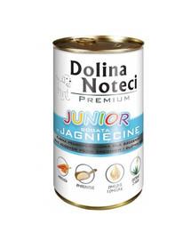 DOLINA NOTECI Premium Junior Bohatá na jehněčí 400g