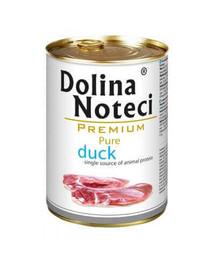 DOLINA NOTECI Premium Pure Kachna 400g