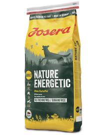 JOSERA Nature Energetic 15 kg pro aktivní psy