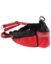 ZOLUX Moov nastavitelný běžecký pás s místem pro láhev