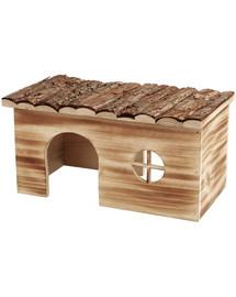 TRIXIE Domeček pro králíka dřevěný  45×24×28cm