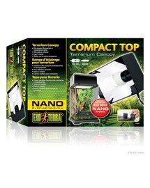 EXOTERRA Compact Top Nano 20 osvětlení