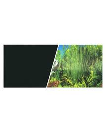 HAGEN Pozadí MARINA tapeta oboustranné rostliny / černé 760 x 45 cm